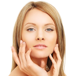 Radiant skin with LED Light Therapy